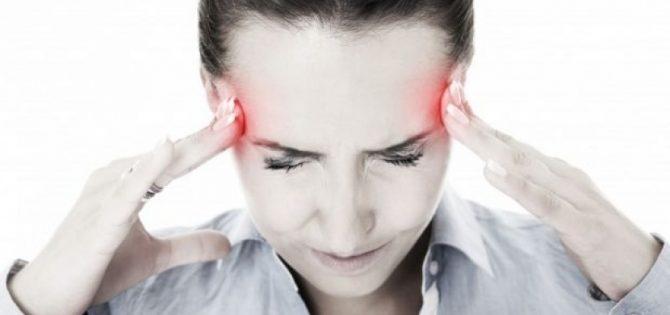 Prvá pomoc pri migréne