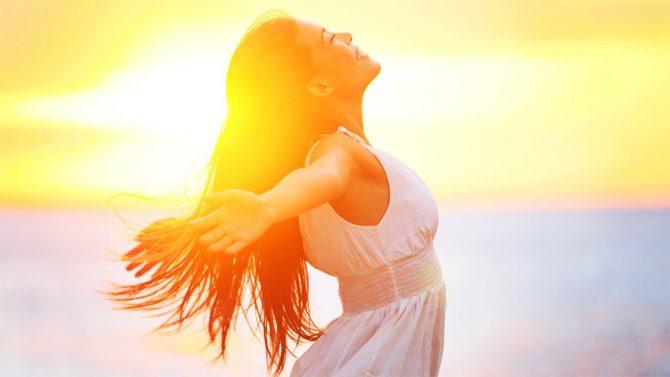 Liečivé účinky slnka