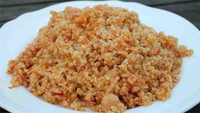 Turecka ryža