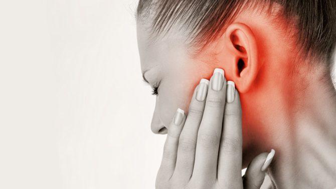 Prírodné prostriedky na bolesť ucha
