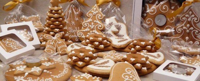 Tajomstvo vianočného medovníka
