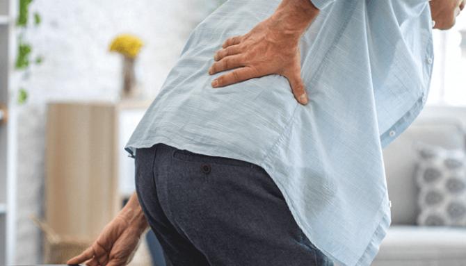 Prečo chrbát bolí? – vhodná bylinná terapia