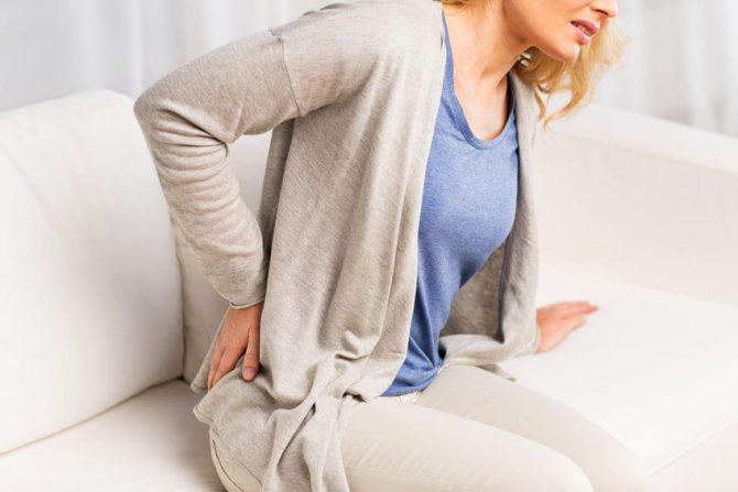 6 bylinných výťažkov na bolesť chrbta