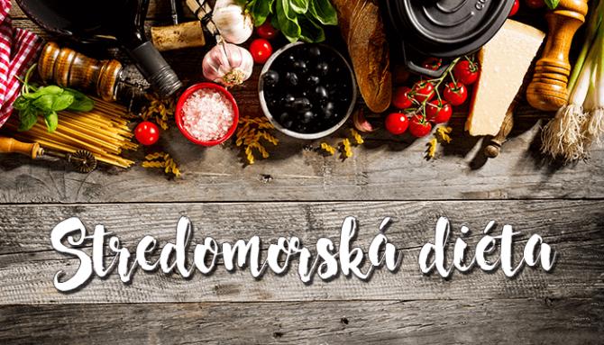 Stredomorská diéta – model zdravej výživy