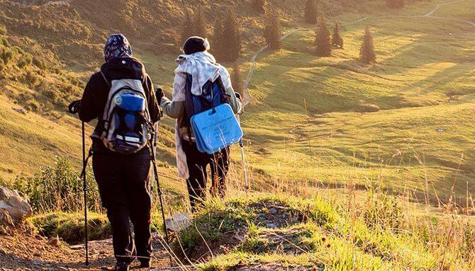 Zdravotné benefity turistiky